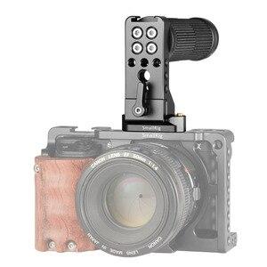 Image 5 - Smallrig qr nato cabo (borracha) com trilho de segurança, aperto manual para smallrig a7iii/z6/z7, gaiola da câmera 2084