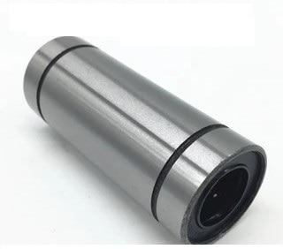 Linear Ball Bearings LM50LUU  (50x80x192) (1 PCS)  Bush Bushing 3D Printers Parts Aluminum Accessories lm3uu linear bearings 3mm linear ball bearing bush bushing