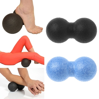 PPE de Lacrosse de Fitness de gimnasio de terapia relajante ejercicio de Yoga Bola de masaje de músculo