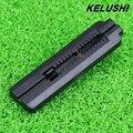 KELUSHI FTTH Fiber Tool, Fixed-length Fiber Optic Coating Stripper Cutting Guider Bar
