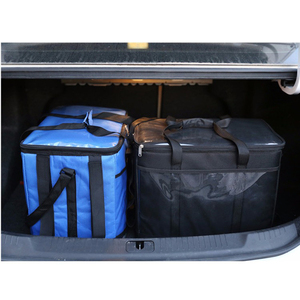 Image 5 - 45L 大熱食品クーラーバッグ断熱大容量多機能ランチボックスボルサ termica クーラーバッグ picknick クール
