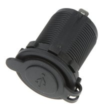 3.1 Amp Duel USB Car Charger Outlet Panel Mount Motorcycle