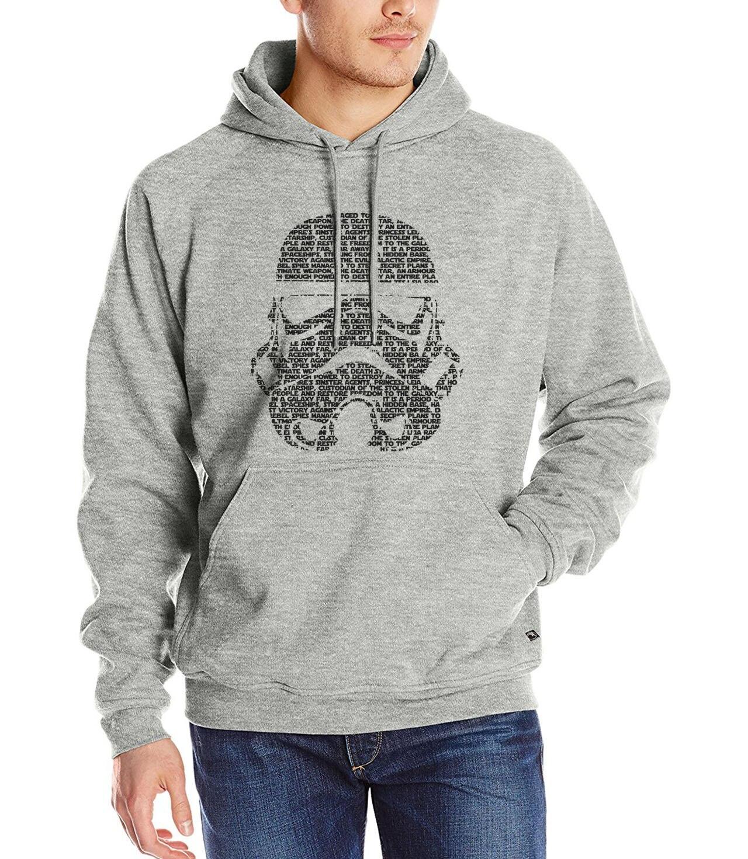 Men harajuku Star War sweatshirts 2017 hipster hip-hop hoodies autumn winter casual fleece brand tracksuits fashion kpop hooded