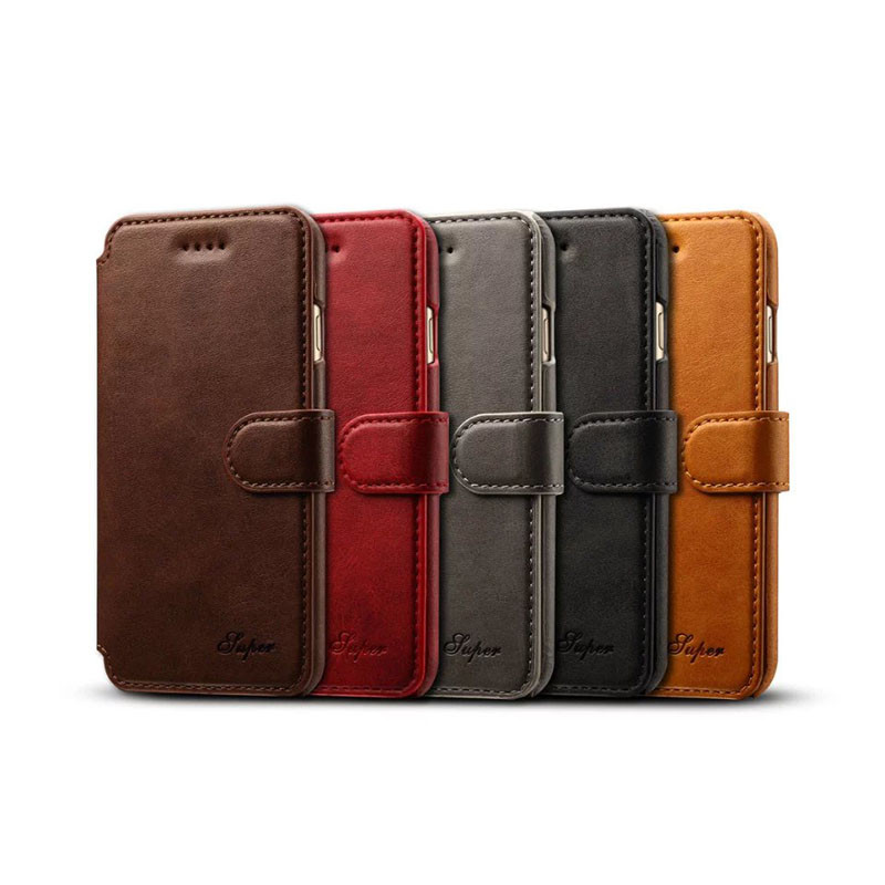 Leather Flip Case For iphone 7 (26)