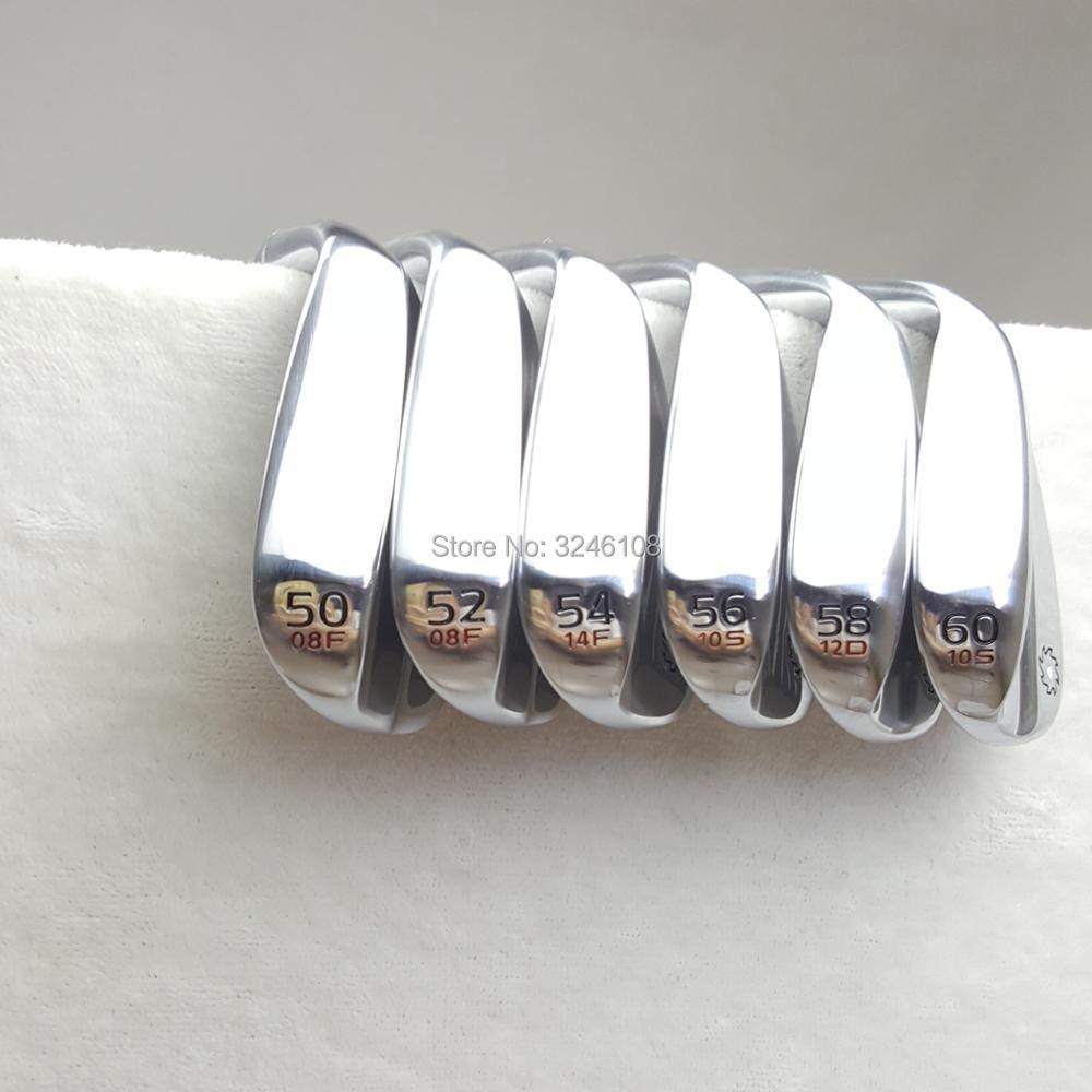 Nuevos Hombres Golf cuñas Golf Clubes Vokey SM7 cuñas serie Plata 50 ...
