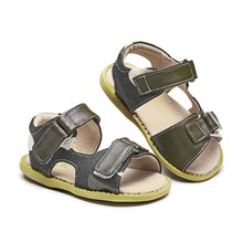 TipsieToes 2020 New Style Of Fashion Casual Boys Girls For Baby Shoes Kids Anti Slip Children Sandals 21024 Free Shipping