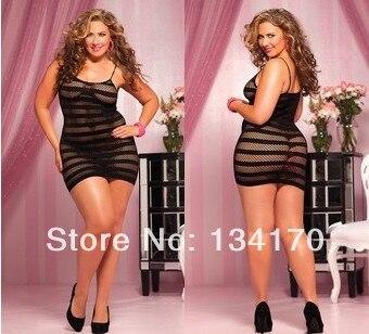 Aliexpress.com : Buy L13 Plus size Sexy Lingerie Women's Nightwear ...
