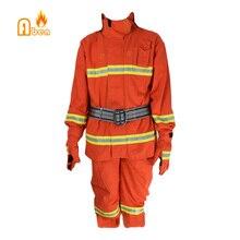 Новая Заводская Прямая пожарные противопожарная Защитная пожарная одежда