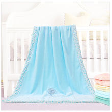Hot Selling New France Brushed Towels Soft Baby Blanket Cotton Bath Towel High Quality Bath Towel