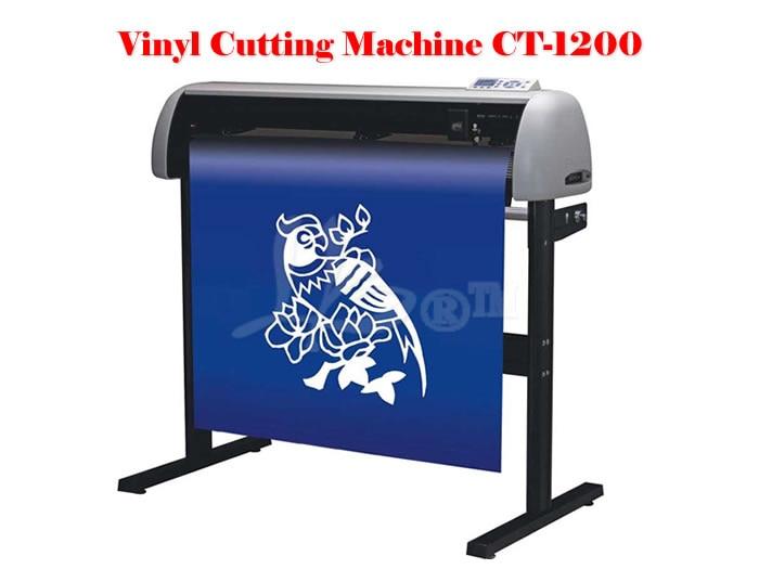 Free tax to RU PCUT vinyl plotter CT1200 cutter drawing maching free tax