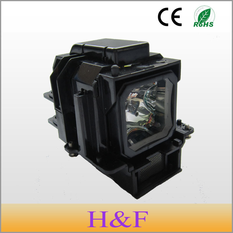 Free Shipping VT70LP Compatible Replacement Projector Lamp Uhp With Housing For NEC VT37/VT47/VT570/VT575 Proyector Luz Lambasi free shipping original projector lamp with housing lh02lp for nec lt180