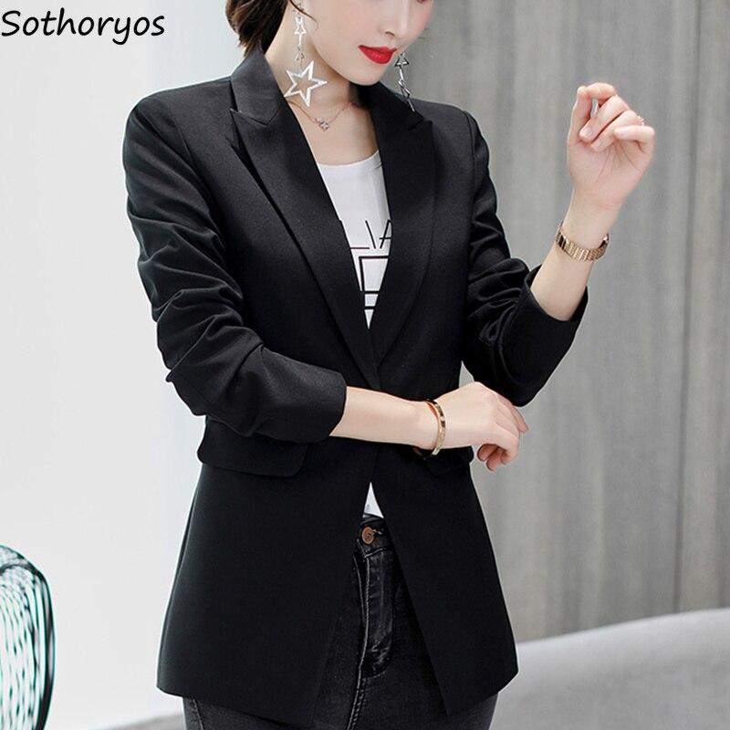 Trendy Daily News: Blazers Women Trendy Elegant Slim Office Ladies Korean
