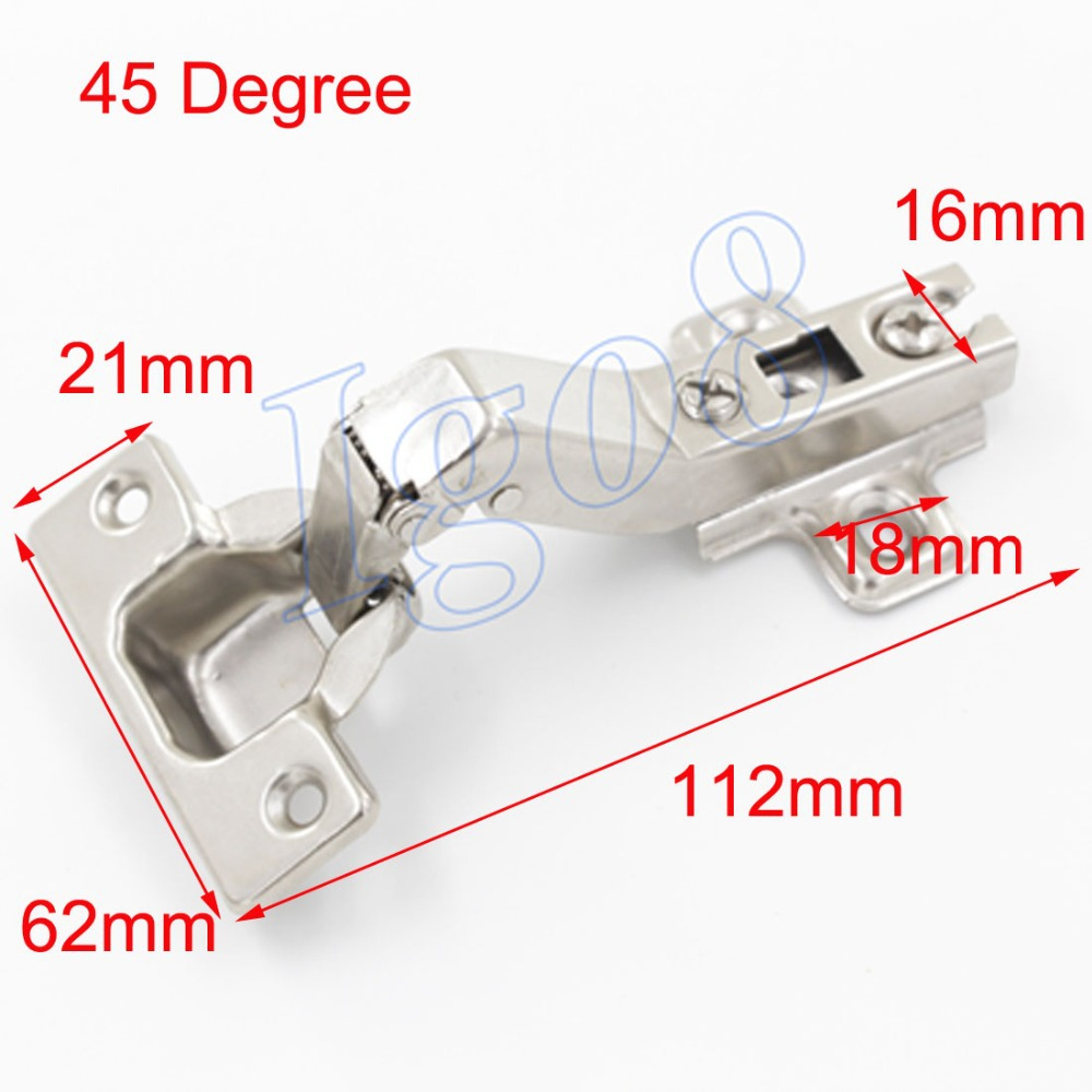 Online Get Cheap 45 Degree Cabinet Hinge -Aliexpress.com | Alibaba ...