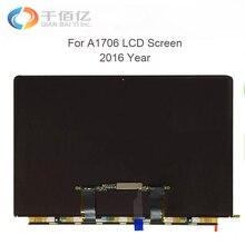 Оптовая продажа Оригинальный Новый ноутбук A1706 ЖК-экран 13 «для MacBook Pro A1706 ЖК-экран панель 2016 год рабочий проверено
