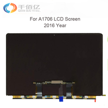 Wholesale Original new Laptop A1706 LCD Screen 13″ For MacBook Pro A1706 LCD Screen Panel 2016 Year Working Tested