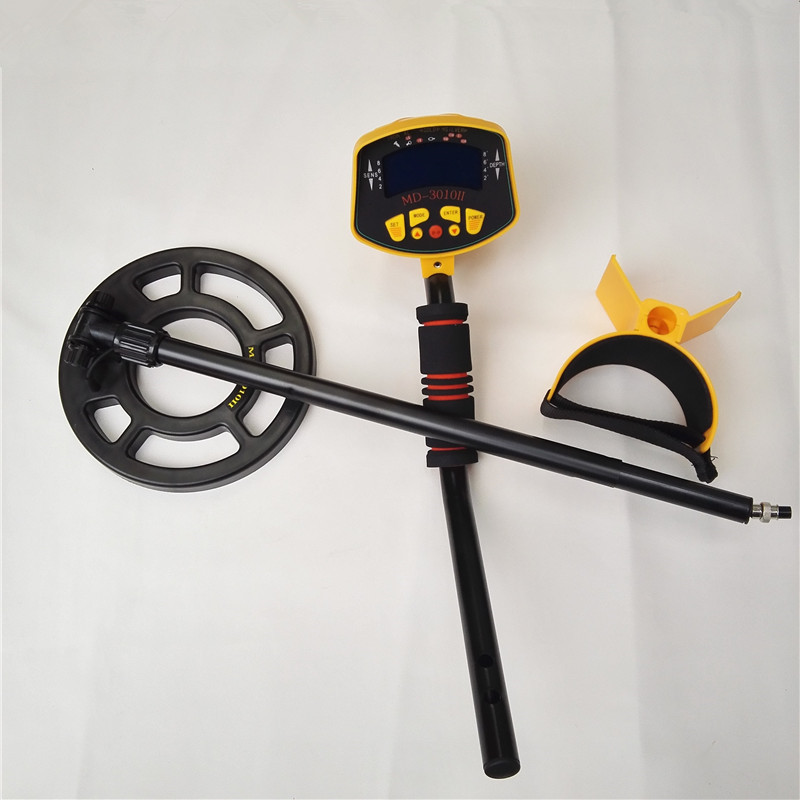 MD-3010II professional Metal Detector Gold Digger Treasure Hunter underground metal detector Nugget finder Gold detector professional md 3010ii underground metal detector gold digger treasure hunter md3010ii ground metal detector treasure seeker