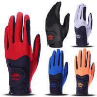 Neue Cooyute Fit 39 Golf Handschuhe Fit 39 EX Golf Handschuhe Männer der Rechtshänder Handschuhe 5 teile/los Freies Verschiffen mischen Farbe
