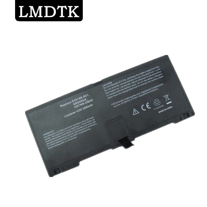 LMDTK New 4CELLS Laptop Battery For HP ProBook 5330m FN04 HSTNN-DB0H QK648AA 635146-001 FREE SHIPPING