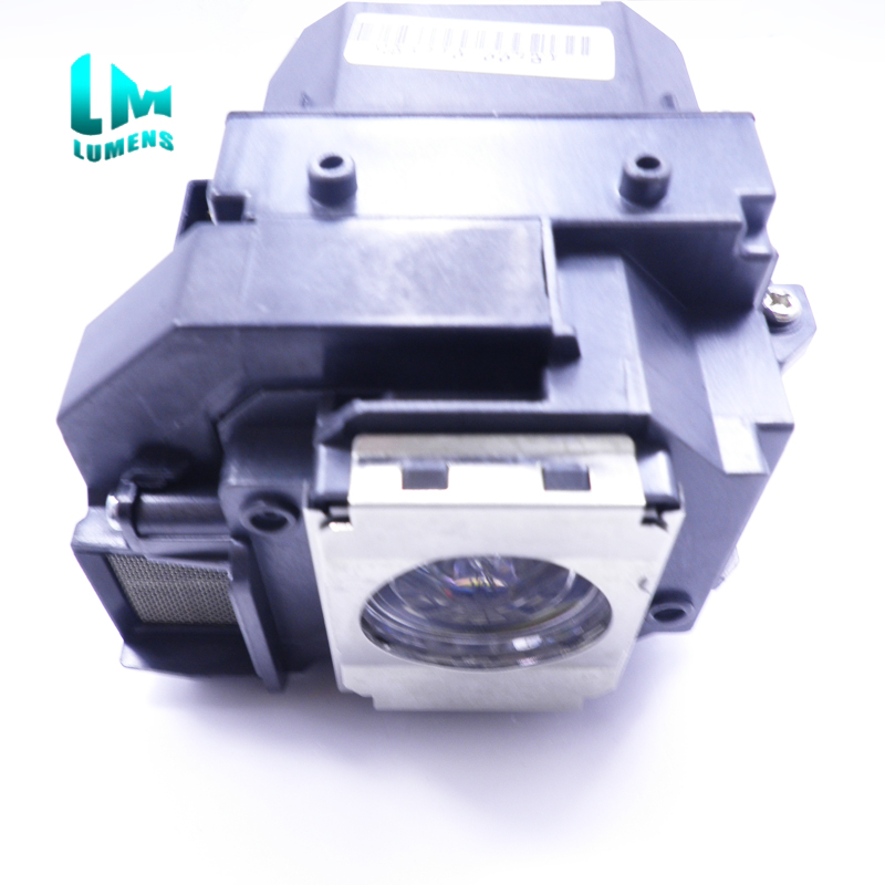 For Epson EB-X92 EX5200 EB-S9 EB-S92 EB-X9 Replacement Projector Lamp with housing ELPLP58 / V13H010L58