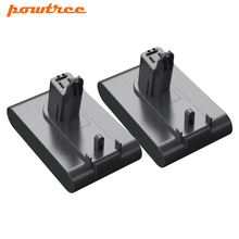 2PACKS 2200mAh 22.2V Li-ion DC31 (Type B Only) Vacuum Cleaner Replacement for Dyson Dyson DC31 DC35 type B DC44 Animal DC45 L30 цена и фото