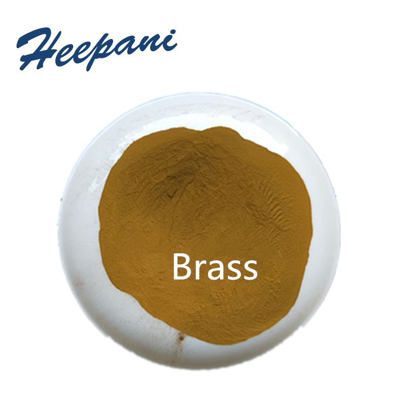 Free Shipping Brass Metal Powder With High Purity 5 - 1000 Mesh Ultrafine Yellow Copper Inlaid Brass Powder For Research