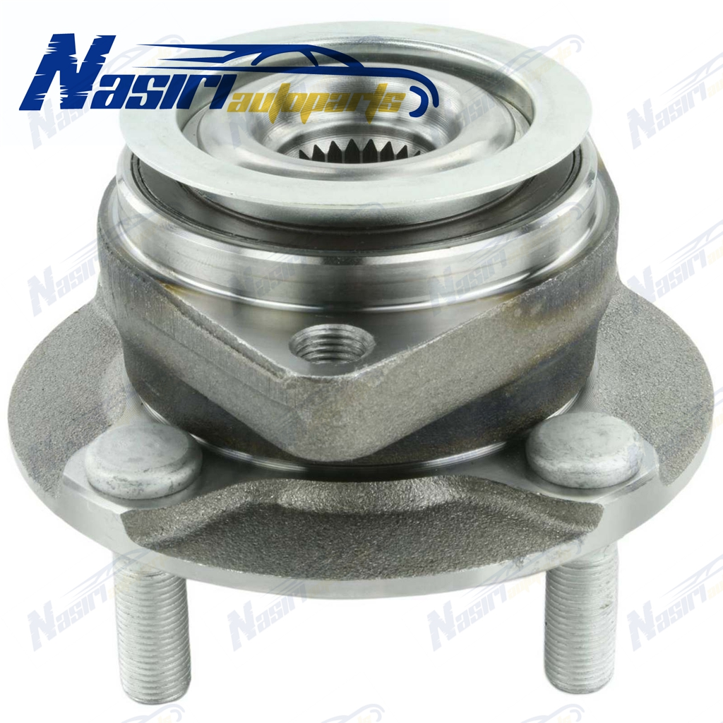 FRONT WHEEL HUB ASSEMBLY FOR NISSAN NISSAN AD BLUEBIRD CUBE TIIDA WINGROAD|Wheel Hubs & Bearings| |  - title=