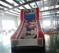 Hot sale inflatable hoop shooting inflatable basketball sport game for kids adults