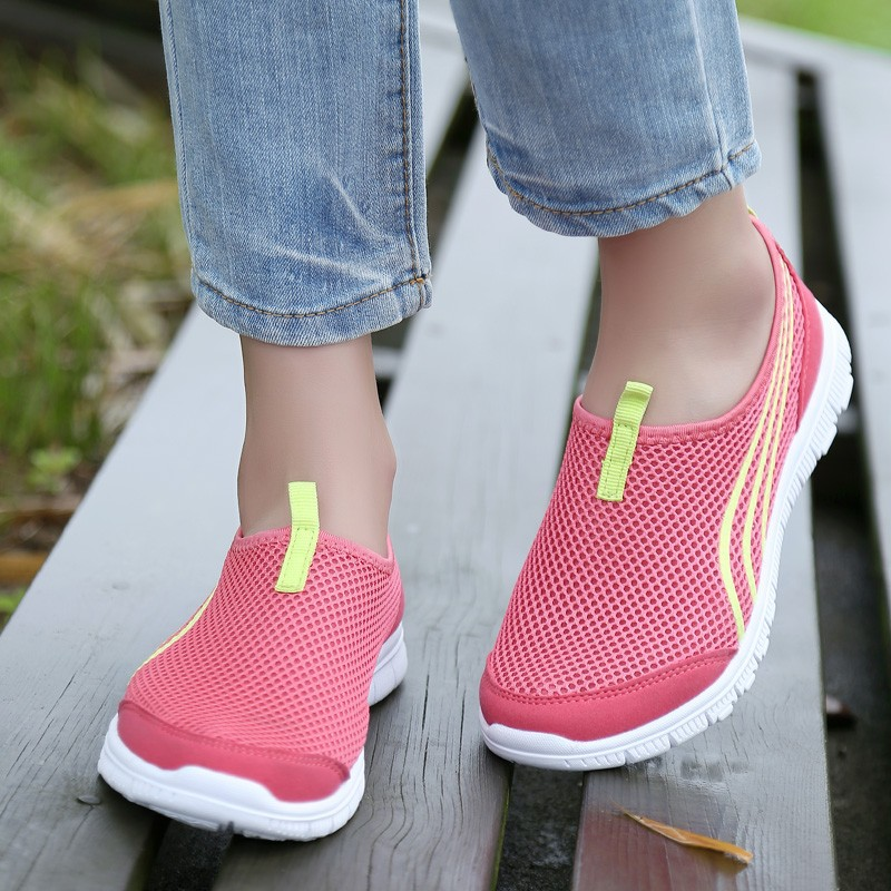 LEMAI New Trend Sneakers For Women Outdoor Sport Light Running Shoes Lady Shoes Breathable Mujer Zapatillas Deportivas fb001-7 26