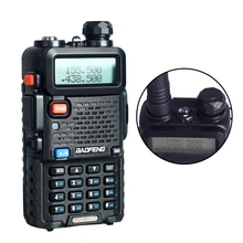 Baofeng UV-5R 2016 Hot Portable Radio Two Way Radio Walkie Talkie Pofung 5W Vhf Uhf Dual Band 136-174 400-520MHZ Baofeng uv 5r