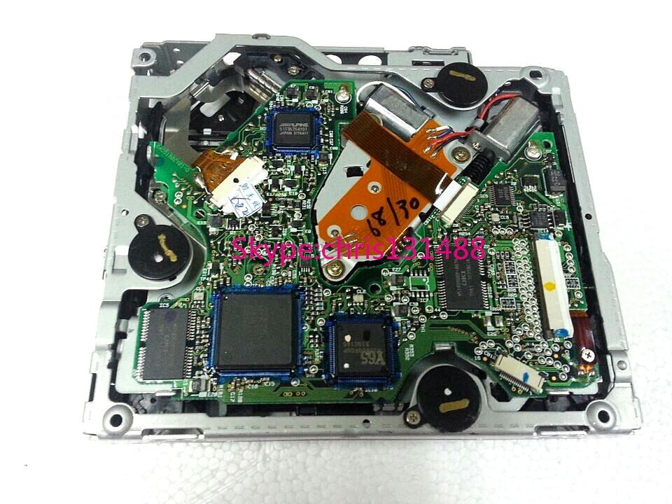 Alpine DVD navigation Loader deck DV36T020 DV36T02c mechanism for AcuraTL 2004 2006 DVD Rom Hond Chrysler