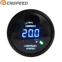 52mm Electrical Auto Meter Digital Wideband Brand Smok Air Fuel Ratio Auto Gauge Tachometer