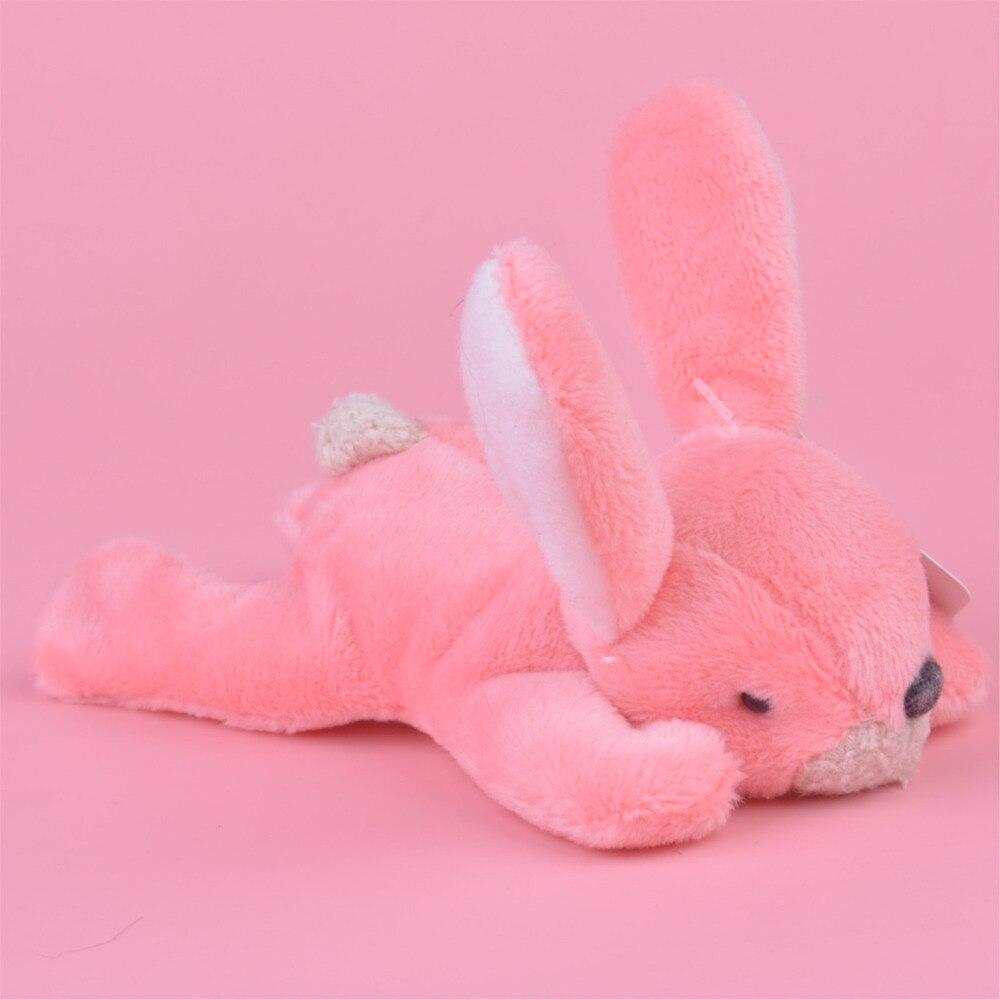 3 шт. розовый кролик плюшевые магнит на холодильник игрушка, дети ребенок кукла подарок бесплатная доставка