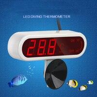 Aquarium Fish Tank LED Digital Display Water Temperature Meter Dedicated Diving Electronic Digital Thermometer