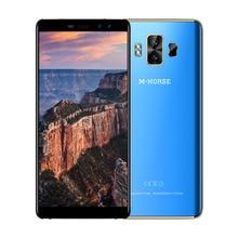 "M-Cheval Pur 1 4G Smartphone Android 7.0 Quad Core 3 GB RAM 32 GB ROM 5.7 ""18:9 Ratio Écran 4 Caméra D'empreintes Digitales ID Mobile téléphone"