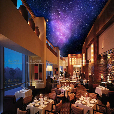 The universe living room ceiling tv sofa background for The family room steakhouse