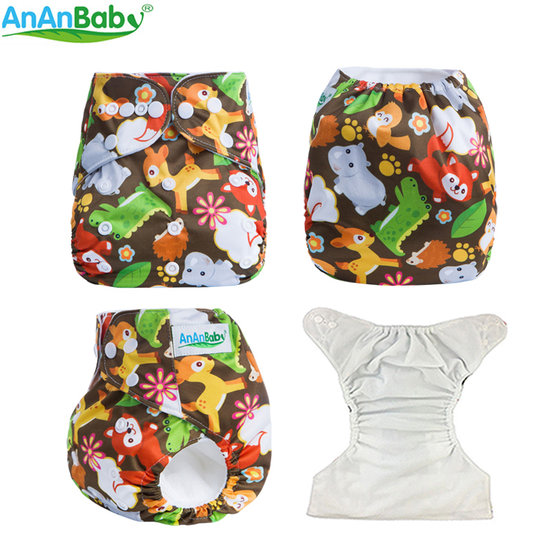 2018 Reusable Cloth Diaper Cover Adjustable Washable Diaper Cloth Nappies Available  3-15kg Baby