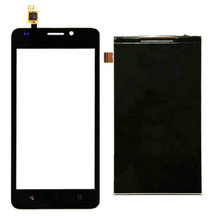 For Huawei Ascend Y635 LCD Screen Display + Front Touch Screen Digitizer Glass Panel Free Shipping