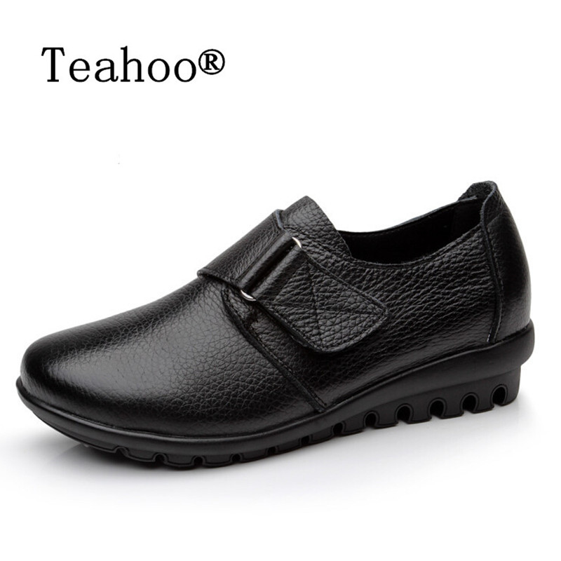 2017 Women Flats Leather Shoes Moccasins Mother Loafers Autumn Soft Casual Female Flats Driving Women Shoes Leisure Footwear New soft leisure flats leather sneakers women shoes moccasins loafers casual shoes female driving ballet flats footwear beautyfeet