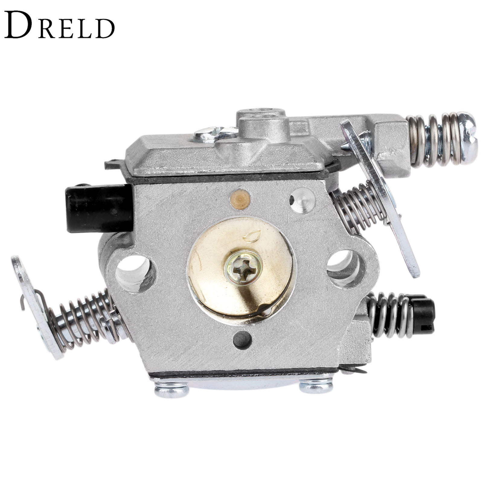 DRELD Chainsaw Carburetor Carb for STIHL 021 023 025 MS210 MS230 MS250 Chain Saw Spare Parts Garden Tools Parts Wholesale 42 5mm cylinder piston for stihl 023 025 ms230 ms250 crankshaft carburetor carb with gasket chainsaw engine