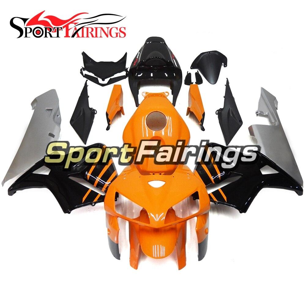 ZXMOTO Unpainted Fairing Kit for Honda CBR600RR F5 2005-2006