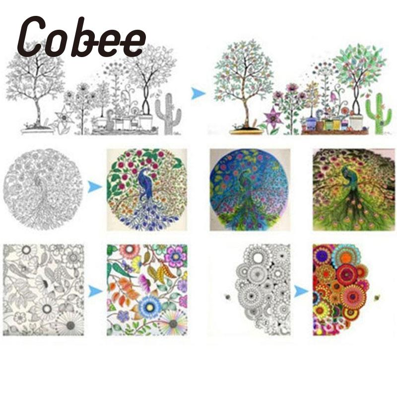 Cobee Dear Baby Coloring Books for Graff