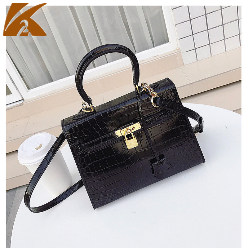 2c233eec099da 2018 Luxury Crocodile Designers Work Tote Hand Bags Lady Shoulder Bag  Crossbody Bags Famous Brand Women