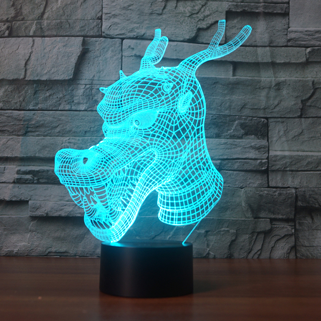 3d chinese dragon picture led night light led 7 color night lamp 3d chinese dragon picture led night light led 7 color night lamp decoration bedroom living room voltagebd Choice Image
