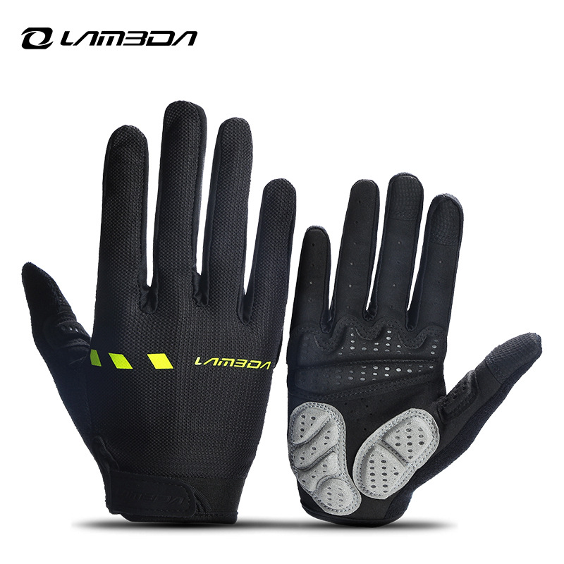 New Men 3 Finger Touch Screen Cycling Gloves Breathable Women Riding Outdoor Sports Glove Bicycle Full Half Finger Gloves USA