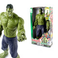 "HOT New Marvel Heros about 30cm The Avengers 2 Hulk PVC Action Figures Collectible Toy 12"" 30CM set Toys Gifts hl020"