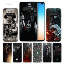 Dead by Daylight Case for Samsung Galaxy S8 S9 S10 5G S10e S7 Note 8 9 J4 J6 Plus J5 J8 2018 J3 Silicone Cover Phone Bags Capa(China)