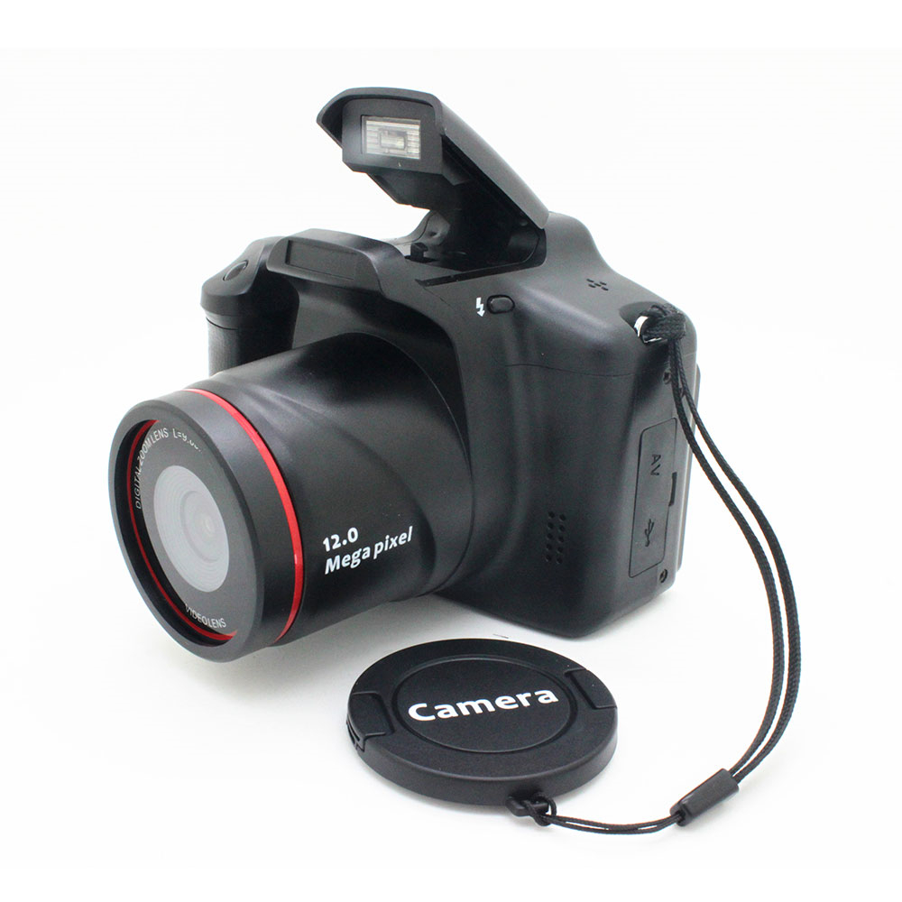 Cewaal Professional Digital Video Camcorder Digital Camera 1200W Optical Zoom 4X DVR Photography Photo CMOS Portable