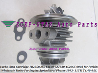 Turbo Cartridge CHRA Kern TB2558 452065 452065-0003 727530 758817 2674A150 Turbolader Für PERKINS Phaser 115 T T4.40 4.0L 106HP