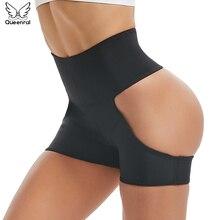 Slimming Underwear Butt-Lifter Panties Girdle-Belt Waist-Trainer Contro Tummy