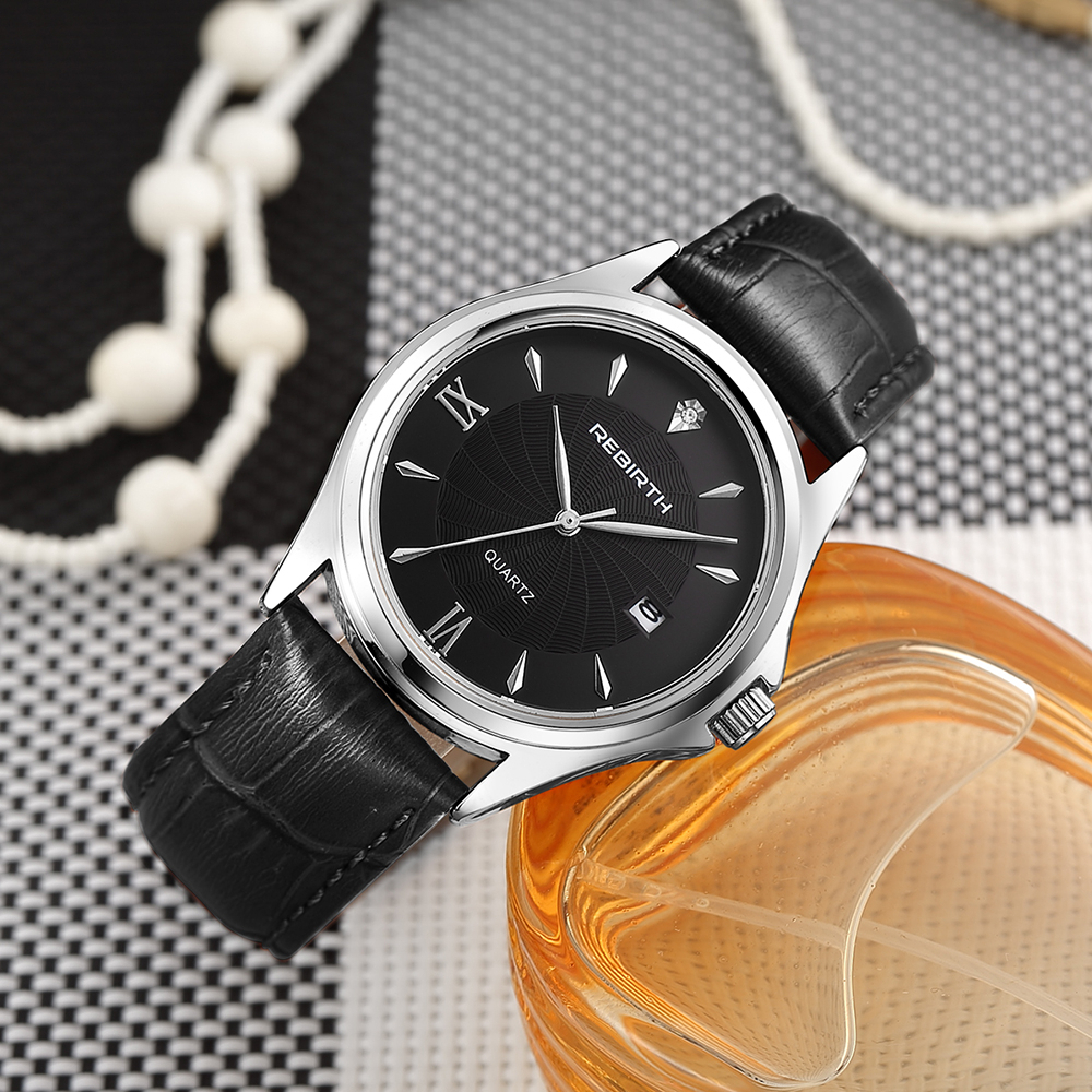 REBIRTH 2018 Famous Brand Ladies Wrist Watch Women Female Clock Quartz Watch Hodinky Quartz-watch Montre Femme Relogio Feminino 2018 shengke fashion famous brand watch women top femme female clock leather ladies wrist watch montre femme relogio feminino sk